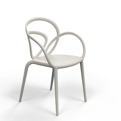Qeeboo Loop Chair zonder kussen, set van 2 stuks