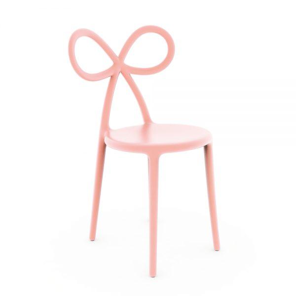 Qeeboo Ribbon Chair Pink